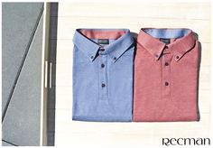 Koszulki polo w kolejnych sezonach zmieniają przede wszystkim swoją kolorystykę, jednak nadal są ulubionym rozwiązaniem na weekendowe i mniej formalne okazje. Polo od Recman to wygoda i stylowy wygląd. Sprawdź sam. http://bit.ly/Recman_Polo
