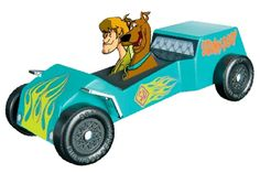 Super+Mario+Pinewood+Derby+Car | Scooby Doo Pinewood Derby Car Kit Revell Derby Monkey | eBay