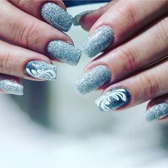We bring you some of our favourite festive nail art designs from Instagram and beyond.