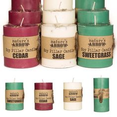 All stocked up! Our soy candles burn super clean and super long. Get them while we got 'em. In-store & online beadeddreams.ca#sage #sweetgrass #cedar #smudgecandles #soycandles #burn #candle #boutiquecandles #ottawa #canada #handmade #naturesarrow by beadeddreamsca