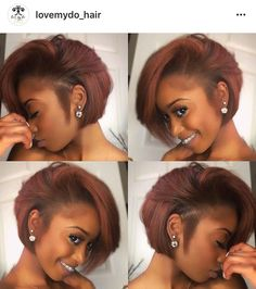 Black for bob women hairstyles short