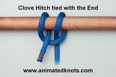 Αποτέλεσμα εικόνας για clove hitch