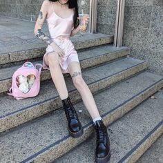 """people LOVE this """"dress"""" everytime I wear it I get questions about where it's from and then I have to look at them in the eyes and tell… Skinny Inspiration, Girl Inspiration, Legs Tumblr, My Tumblr, Thin Skinny, Skinny Girls, Fat Friend, Kaia Gerber, Grunge Girl"""