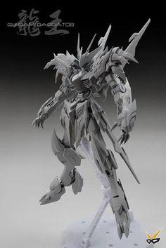 www.pointnet.com.hk - 超正改件!! 龍神丸巴巴托斯!! 1/100 Gundam Barbatos 龍王!!