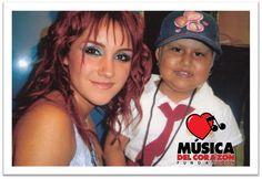 El el 2004 Dulce María se convirtió en embajadora de Fundación Música del Corazón...
