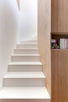 Andrea Mosca Architecture Sleepin Attic Project The stairs