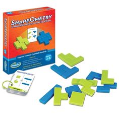 A great review & giveaway of ShapeOmetry! via @QueenScarlett