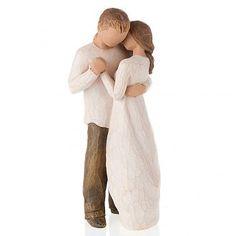 Willow Tree figurine Promise - promessa d'amore | vendita online su HOLYART