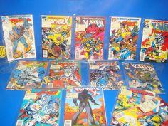 Lote de comics-marvel-PATRULLA X -saga LA CANCION DEL VERDUGO-13 NUMEROS