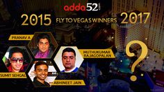 Last Week of Fly To Vegas on Adda52: Who will win package to $10,000 Main Event?