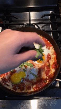 Learn how to cook Shakshouka with ONE Campus!