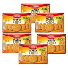 Biscuits Cuetara Maria Oro 800 Grs - Lot 6