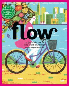 Flow is a magazine for paper lovers. We are all about positive psychology, crafting, mindfulness, and not being perfect. Flow helps readers to reflect in various ways on their busy yet happy lives. We do so by presenting attractive stories around the. Flow Magazine, Magazine Art, Magazine Covers, Henri Matisse, Frankie Magazine, Spoil Yourself, Positive Psychology, Happy Life, Creative Art