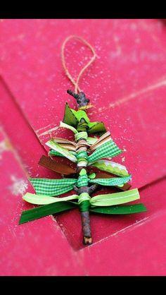 DIY Fabric Ornament