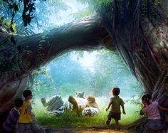 Onvergetelijke ervaringen, in aanraking komen met exotische natuur. Bron: Woodland Park Zoo.