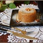 Халва  Орехи грецкие (или семечки) — 1 стак.  Мука пшеничная — 1 стак.  Сахар — 3/4 стак.  Вода — 5 ст. л.