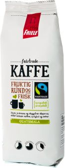 ♥ Friele Fairtrade coffee ♥