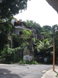 San Salvador Street - El Salvador