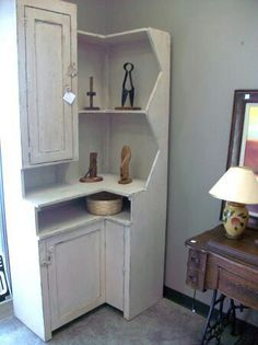 The Lived In Room   Stillwater, Minnesota   Crazy Cute Country Corner  Cupboard