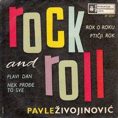 Pavle Zivojinovic & Milan Stojanovic - Rock and Roll (1965 Yugoslavia)