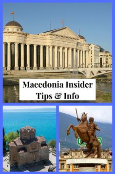 52 Reasons to Visit Macedonia and Insider Travel Tips to make the most of your visit to the Republic of Macedonia towns and other city destinations. via @52perfectdays