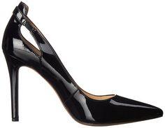 Jessica Simpson Women's Califon Dress Pump, Black, 5 M US