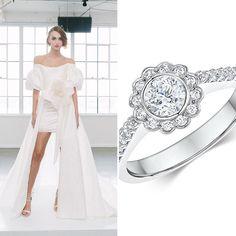 237 Best Short Wedding Dresses Images Wedding Dresses Dresses