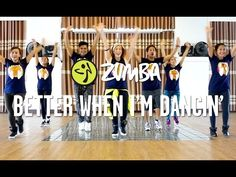 Everything you need to know about zumba Better When Im Dancin by Meghan Trainor | Zumba® | Live Love Party - YouTube