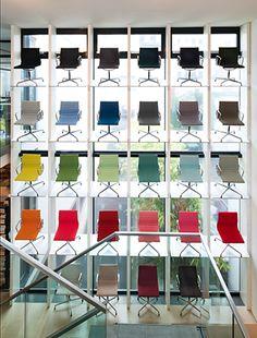 Aluminium Chair von Vitra, Design Charles & Ray Eames