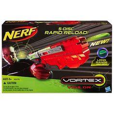 Nerf Vortex Vigilon Blaster by Hasbro