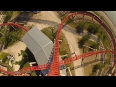 Maverick On-ride Front Seat (HD POV) Cedar Point - YouTube