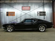 Image detail for -1969 Mustang Fastback 428CJ, 4 Speed, 4 Wheel Disc Brakes, Mach 1 ...