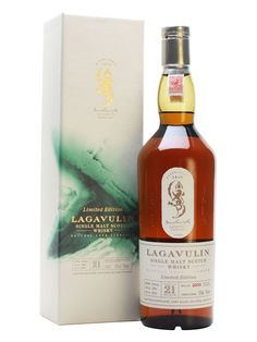 Lagavulin 1991 / 21 Year Old / Bot.2012 / Sherry Cask Scotch Whisky : The Whisky Exchange