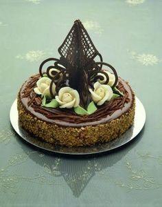 Lekue Decomax Chocolate Icing Piping Bag Stencils Kit 1751:Amazon:Kitchen & Dining Cake ...