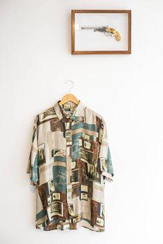 Camisa Escobar - 15852432   enjoei :p