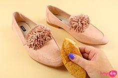 Jak wyczyścić buty z zamszu i nubuku? 9 domowych sposobów - Twoje DIY Diy And Crafts, Shoes, Ideas, Fashion, Moda, Zapatos, Shoes Outlet, Fashion Styles, Shoe