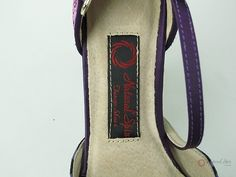 Natural Spin Designer Salsa Shoes/Tango Shoes/Fashion Shoes(Open Toe):  T1102-07