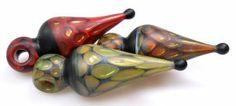 Plum bob pendants Harold Williams Cooney