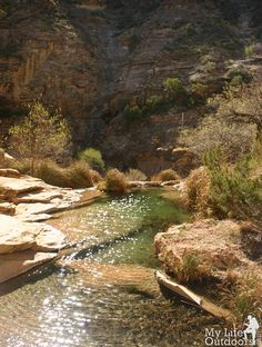 MyLifeOutdoors: Sitting Bull Falls, New Mexico