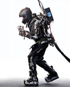 Futuristic Military Technology   Military Technologies You Won't Believe   AMOG