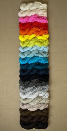 New Colors of Super SoftMerino! - Purl Soho - Knitting Crochet Sewing Embroidery Crafts Patterns and Ideas!