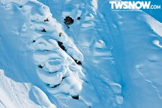 Blair Habenicht dreaming away in pillowland.  PHOTO: Andy Wright | TransWorld SNOWboarding