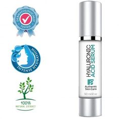 Hyaluronic Acid Serum, Sponsored post, but LOVE this product!