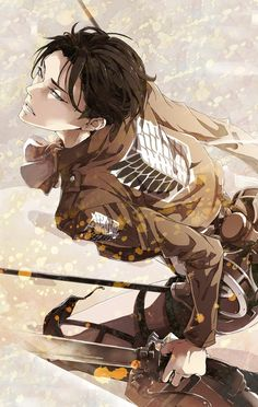 自由の翼 | NK33 [pixiv] - The Wings of Freedom, Levi