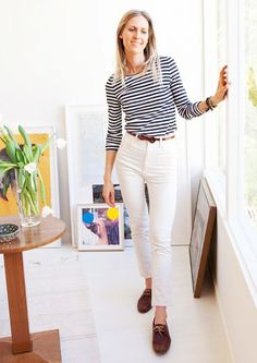 casual stripes......