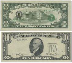 us currency back overprint error