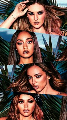 Little Mix ♥ Jesy Nelson, Perrie Edwards, Meninas Do Little Mix, My Girl, Cool Girl, Little Mix Girls, Little Mix Jesy, Ariana Grande, Divas