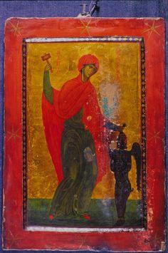 Saint Martha, Saint George And The Dragon, Chi Rho, St Margaret, Best Icons, Byzantine Icons, European Paintings, Religious Icons, Orthodox Icons