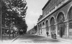 Gare du Point du Jour (1867) - Association Sauvegarde Petite Ceinture
