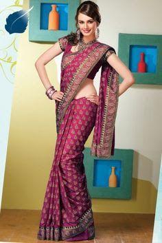 parmanand in saree - Google Search Indian Dresses, Indian Outfits, Indian Clothes, Katan Saree, Batik Pattern, Saree Dress, Indian Attire, Saree Styles, Printed Sarees